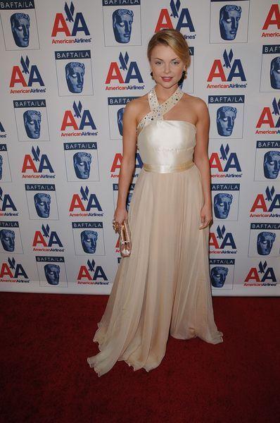 Iza Miko szykowna na BAFTA Awards