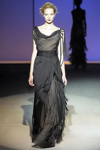 Alberta Ferretti – wiosna/lato 2009