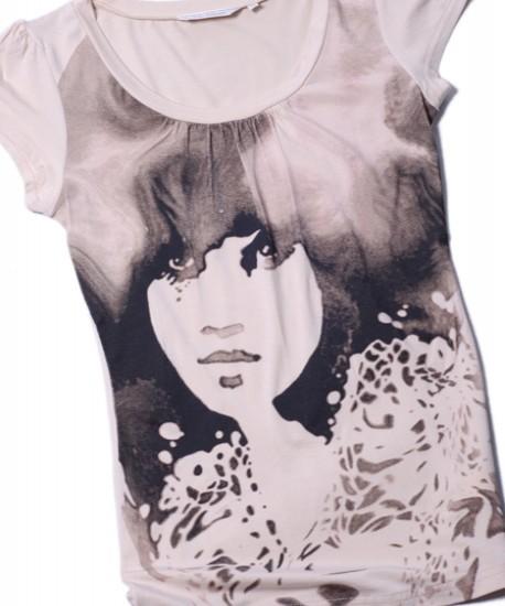 Artystyczne koszulki za grosze