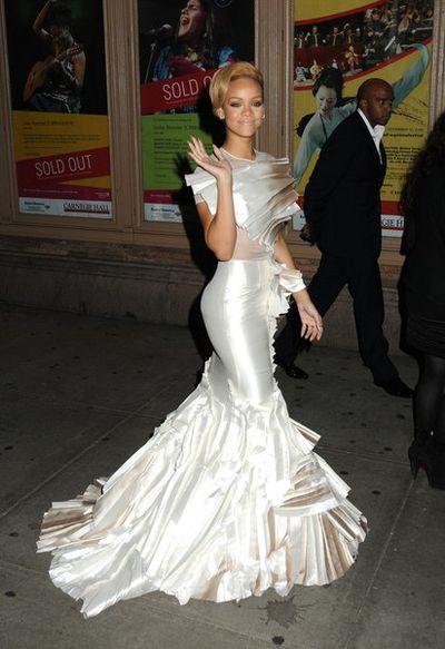 Rihanna jakiej nie znamy