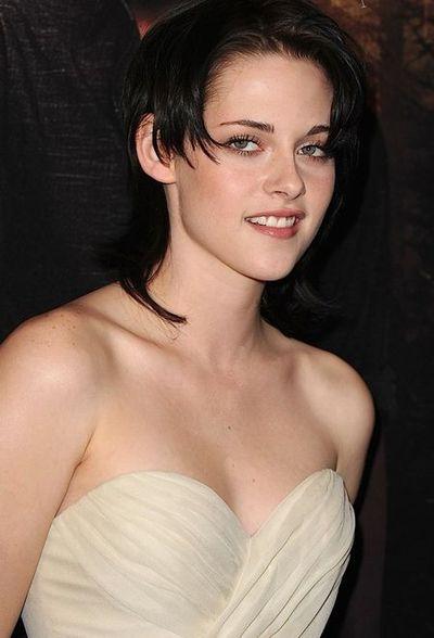 Kirsten Stewart w dziewczęcej wersji