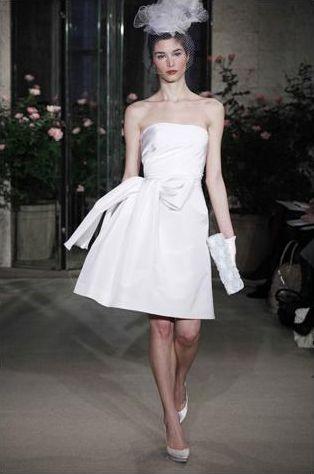 Oscar de la Renta – moda ślubna