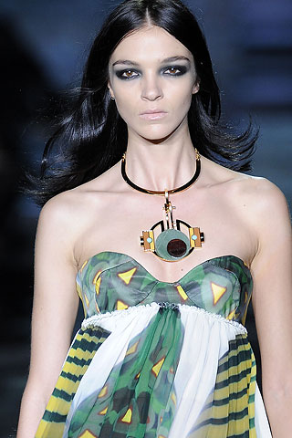 Biżuteria na wiosnę/lato 2009