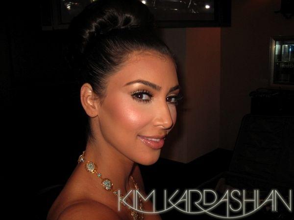 Brzydka strona Kim Kardashian