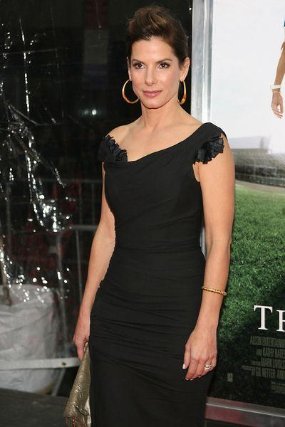 Wyrafinowana Sandra Bullock