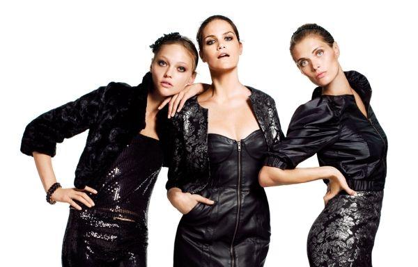 Pivovarova, Ryder i Bela dla H&M