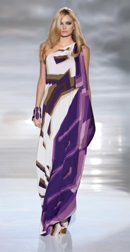 Magda Walach w Gucci
