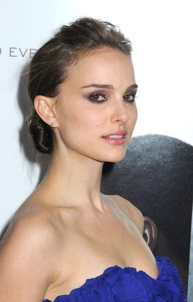 Natalie Portman pokazała piękną szyję