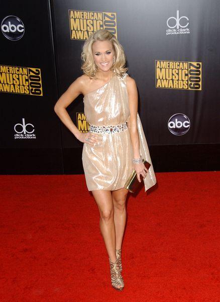Carrie Underwood roztoczyła swój blask