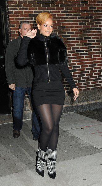 Oryginalne buciki Rihanny
