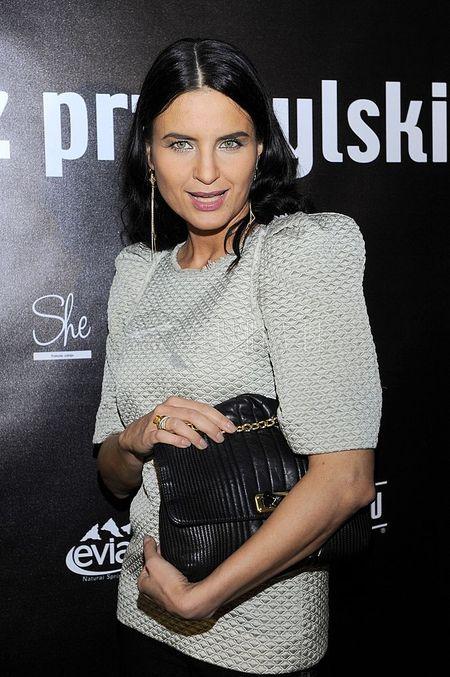 Joanna Horodyńska w legginsach od Stelli McCartney