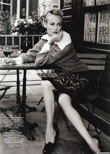 Diane Kruger jako piękny szpieg