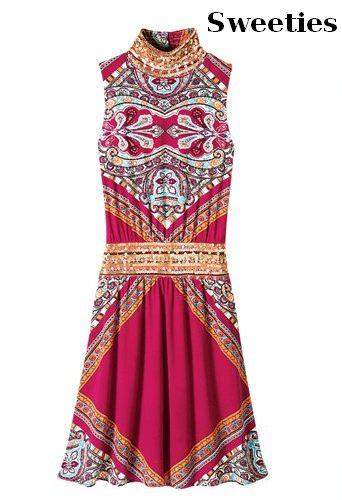 etno dress
