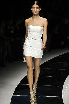 Versace - wiosna 2009