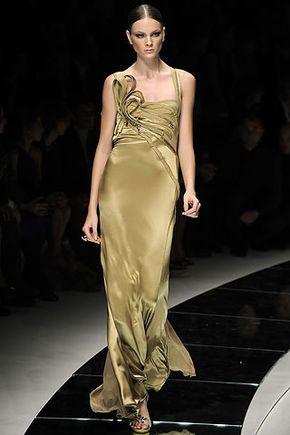 Versace - wiosna 2009    <br />