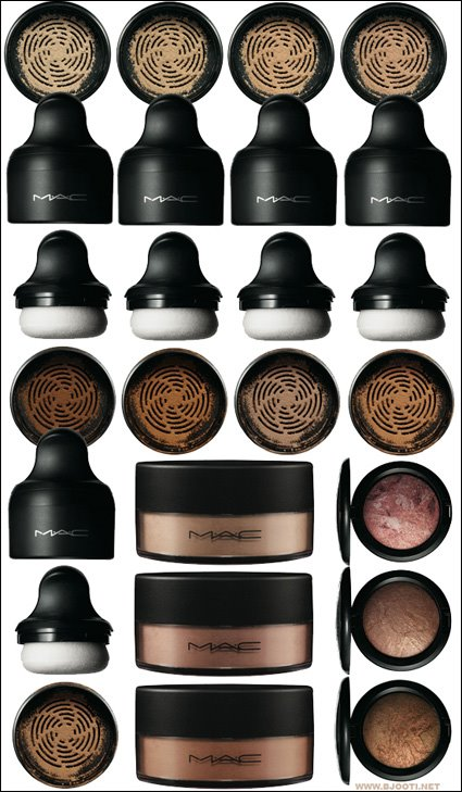 Sheer Minerals od MAC