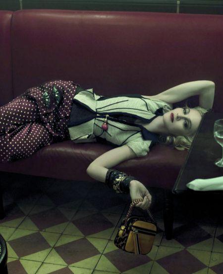 Madonna w reklamie LV