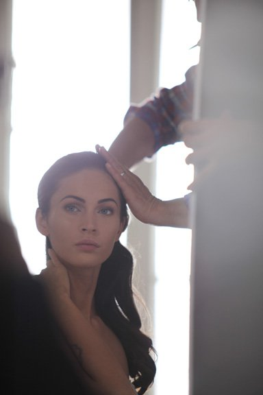 Megan Fox dla Armani Beauty