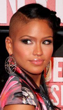 Najciekawze fryzury na MTV VMA