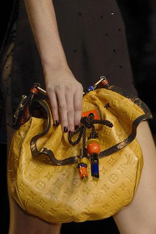 Louis Vuitton wiosna/lato 2009