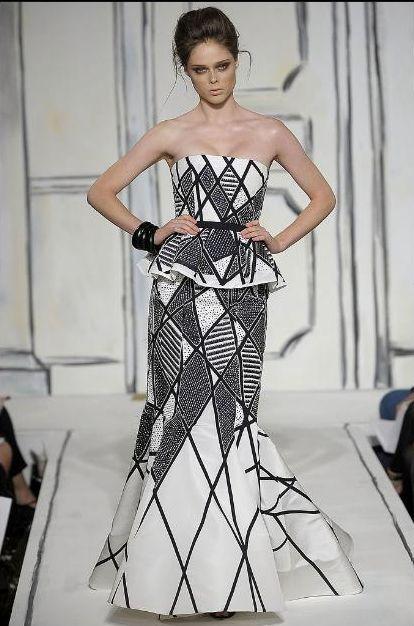 Kate Hudson w sukni Oscara de la Renty