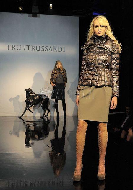 Tru Trussardi jesień/zima 2009/2010