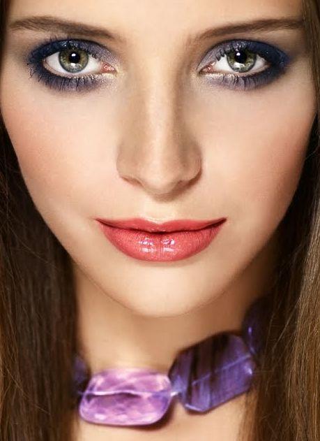 Jesienny makijaż Bell