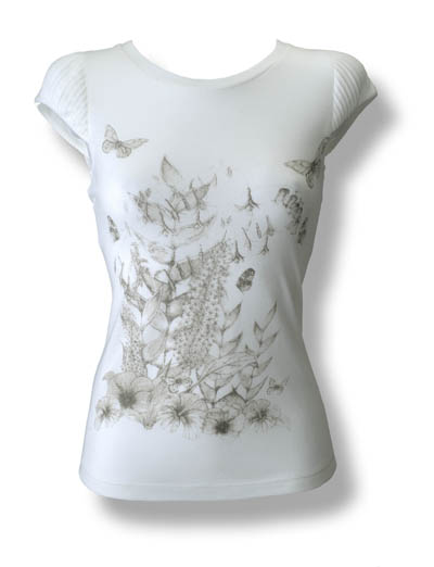 Wiosenne T-shirty Orsay