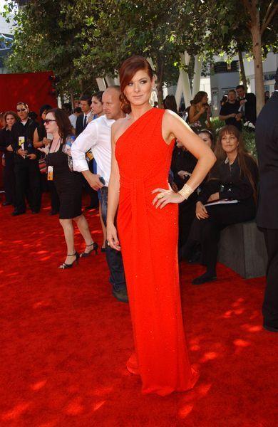 Czerwień zdominowała Emmy 2009!