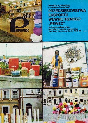 Reklamy z czasów PRL
