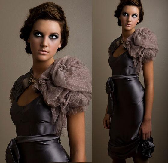Modowa bajka według Holly Stadler