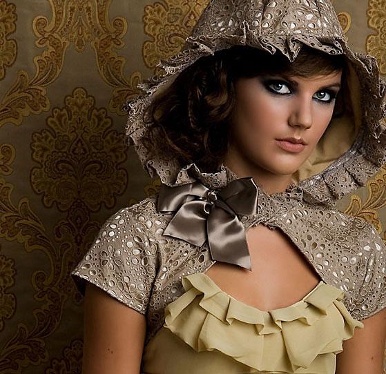 Modowa bajka według Holly Stalder