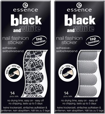 Essence Black & White