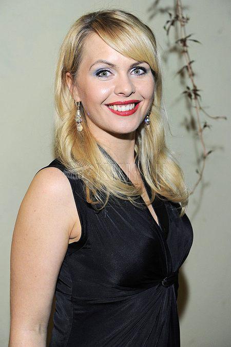 Magda Stużyńska wieczorowo