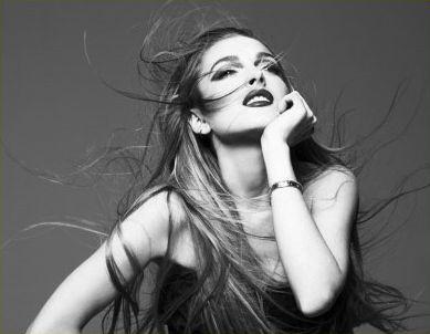 Lindsay Lohan dla Interview
