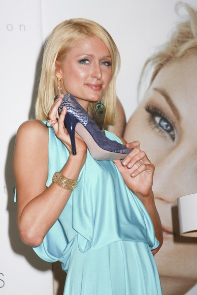 Nowa kolekcja butów Paris Hilton