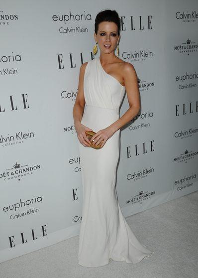 Posągowa Kate Beckinsale