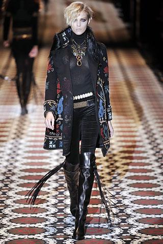 Doda i jej kolekcja Gucci