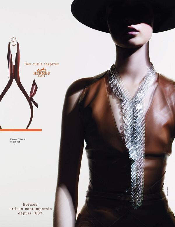 Hermes S/S 2011