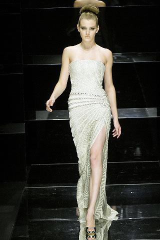 Beyonce w sukni od Elie Saab