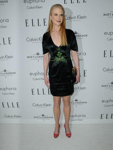 Nicole Kidman w sukience Prady