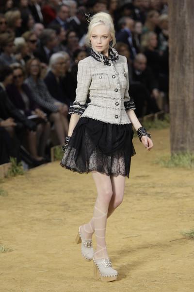 Chanel - wiosna/lato 2010