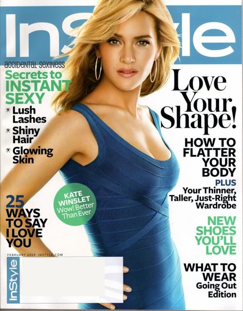 Kate Winslet w sukience Herva Legera