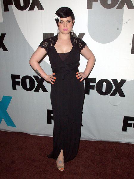 Kelly Osbourne w wersji eleganckiej