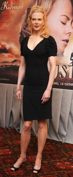 Styl Nicole Kidman