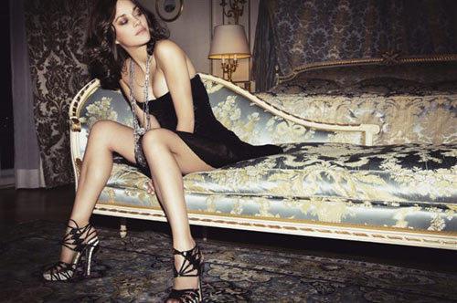 Marion Cotillard dla Diora
