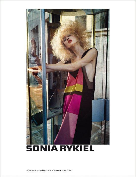 Sonia Rykiel S/S 2011