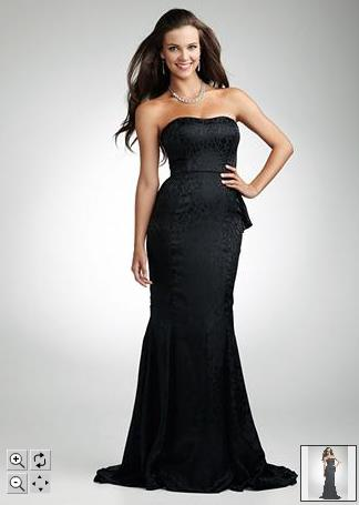 Jessica Simpson Prom Collection