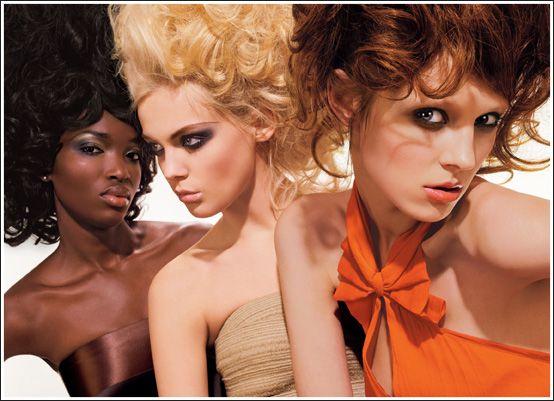 MAC dla blondynki, brunetki i rudej