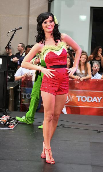 Katy Perry zaskoczyła strojem